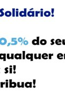 Doe 0,5% do seu IRS!